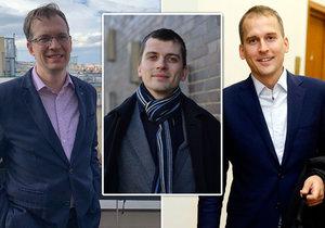 Do politiky možná vstoupí už třetí bratr Čižinský. Po poslanci Janovi a starostovi Pavlovi, zkusí své šance také nejmladší Kryštof. Z 13. místa kandiduje za TOP 09 a STAN do Evropského parlamentu