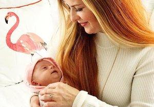 Malá Gwendolyn je vážně mimořádně roztomilá
