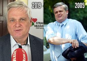 """Exministr Tlustý: Klaus ml. dopadl jako já, EU jako Třetí říše. Brusel hraje """"žravou hru"""""""