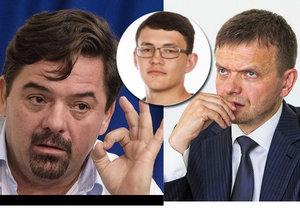Věděl šéf Penty Jaroslav Haščák o plánované vraždě Jána Kuciaka? Svou konverzaci s Marianem Kočnerem chce policistům vysvětlit.