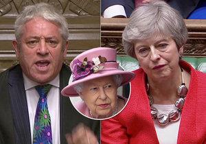 """""""Rozsekne"""" brexit královna? Jsme unavení, vzkazují po vleklém jednání zástupci EU"""