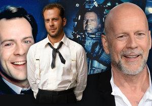 Bruce Willis slaví 64. narozeniny!