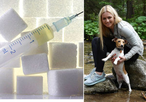 Bára trpí cukrovkou od 15 let.