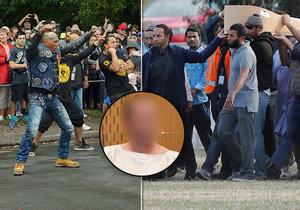 Australan, který na Novém Zélandu zabil 50 lidí, zřejmě plánoval další útok. Ochranu novozélandským muslimům přislíbily tamní motorkářské gangy.