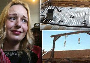 Tereza by si měla odsedět trest ve vězení Kot Lakhpat.
