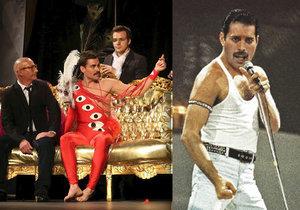 Českého Mercuryho zařízli! Kvůli nezaplacení práv končí muzikál Freddie
