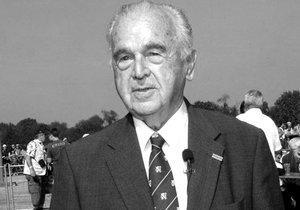 Zemřel válečný veterán a hrdina generál Píka. Bylo mu 96 let
