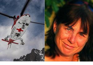 Horolezkyni Danu (†53) pochovaly její milované Tatry. Manželova slova lásky dojímají k slzám