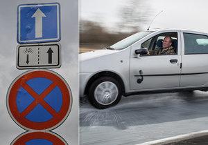 """""""Senioři řídit umí, jiní nedají ani blinkr,"""" zuří starší řidiči. Štvou je předsudky."""