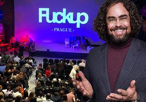 Tomáš Studeník je městský inovátor, vynálezce a hacker. Mimo jiné stojí i za českou odnoží projektu FuckUp Nights.