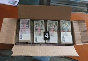Z evropských fondů si nakradli 300 milionů! Policie obvinila čtyři lidi a tři firmy z dotačních podvodů