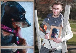 """""""Deny mi zachránil život,"""" říká Michal Koreň (28)."""