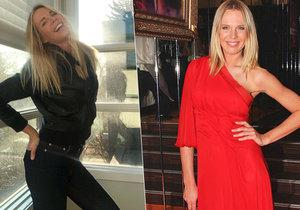 Bývalá modelka Diana Kobzanová na mateřské: Takhle špinavá okna nemají ani v Mostu!