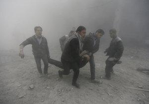 Válka proměnila tvář Sýrie: Trosky, ruiny, řádění džihádistů a mnoho mrtvých.