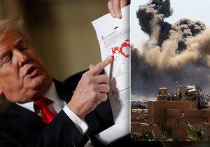 USA slaví: Teroristé z ISIS jsou v Sýrii poraženi. Přišli tam o všechna území