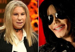 Streisandová čelí kritice