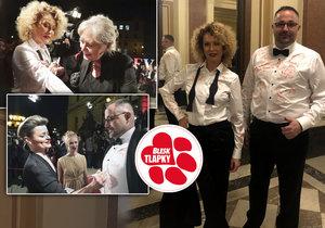 AUKCE BLESKU PRO TLAPKY: Vydražte košile s podpisy 24 českých hereckých hvězd!