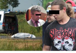 Smrt siláka u soudu: Ivoše (†27) převálcoval autobus! Bez pomoci ho nechali i lidé z auta