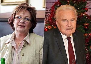 Hlaváčová dva měsíce po smrti manžela Munzara: Odmítla slavit 81. narozeniny!