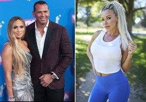 Na snoubence Jennifer Lopezové Alexe praskly vícečetné nevěry.