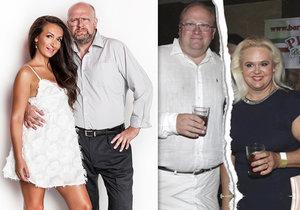 Michal Štika a jeho přítelkyně Bára se radují z přírůstku do rodiny.