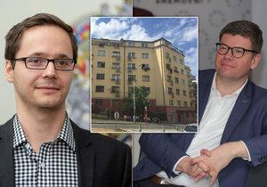 Jiří Pospíšil (TOP 09) se dostal do sporu s radním pro bytovou politiku za Piráty Adamem Zábranským.