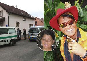 Zuzana Kardová prozradila příčinu smrti Dana Nekonečného.