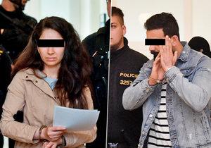 Muž (30) a žena (27) podezřelí z terorismu jdou do vazby! Chytli je v Praze, s vydáním do Rakouska souhlasili.