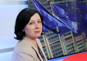 """""""Brusel mi zazdil rodinu."""" Jourová pro Blesk bilancovala práci komisařky. Co jí chybí?"""