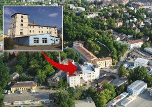 Areál kolem papírny v Bubenči se promění v novou čtvrť. Průmyslové budovy bývalé Papírny budou možná zachované.