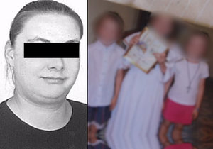 Horor v Polsku. Matka s druhem znásilňovala a týrala tři holčičky
