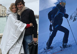Tereza Maxová si vyrazila s manželem Burakem na lyže na Island, kde stojí ubytování až 800 tisíc korun.