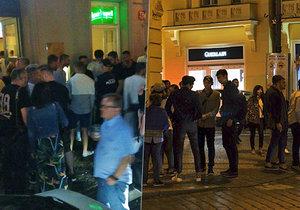 Palčivý problém hluku v centru Prahy: Bary zkoušejí vlastní opatření, aby se situace zlepšila.