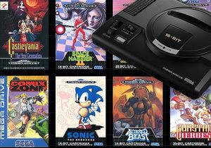 Sega Mega Drive Mini vyjde 16. září.