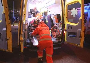 Tragédie na Břeclavsku: Babička nepřežila srážku s autem, řidič je v šoku