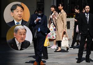 Japonci kvůli korunovaci dostanou povinné desetidenní volno. Mnoho lidí neví, co s ním. V Japonsku s prvním květnem nastane nová éra.