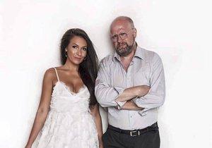 Bára Molková s Michalem Štikou