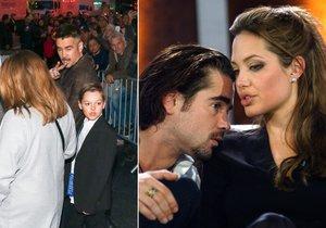 Angelina a Colin Farrell: Dali se zase dohromady?