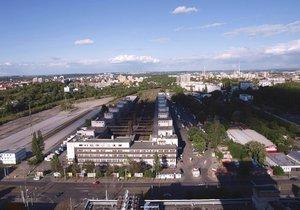 Takto v současné době vypadá areál Nákladového nádraží Žižkov. Za jak dlouho a jak se promění v rezidenční čtvrť?