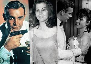 James Bond přišel o další Bond Girl, Nadje Reginové bylo 87 let