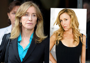 """Přiznání """"Zoufalky"""" Felicity Huffmanové: Podváděla jsem a zradila svou dceru!"""