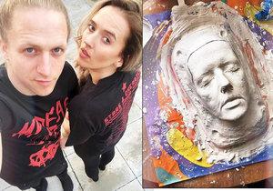 Tamara a Tomáš Klusovi