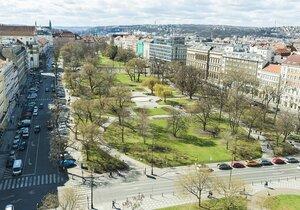 Nové Karlovo náměstí: Na postup rekonstrukce dohlédne výbor. Co všechno se změní?