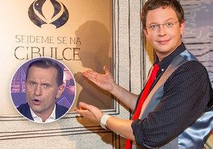 Moderátor Aleš Cibulka po vyhazovu z TV Barrandov: Zahodil miliony!