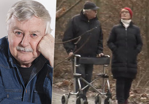 Ladislav Potměšil (73) o boji s rakovinou