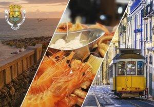 Tajemný jako desítky zákoutí a odkazy na historii města... Takový je Lisabon, metropole Portugalska.
