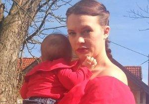 Kristýna Leichtová přichází na mateřské dovolené o nervy.