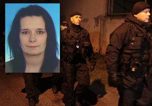Velká pátrací akce v Milovicích skončila: Pohřešovaná Alžběta (44) se našla!
