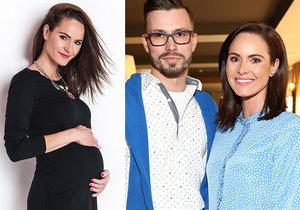 Moderátorka Renáta Czadernová: Bojím se normálního porodu!