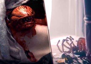 Alien: Night Shift je drsný sci-fi horor.
